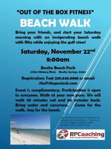 Beach Walk Revised