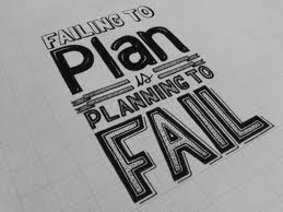 failure to plan sign