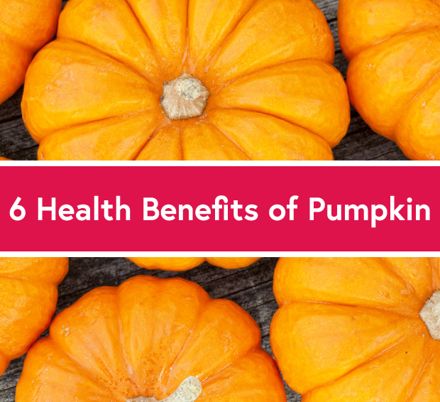 Health Benefits of Pumpkins