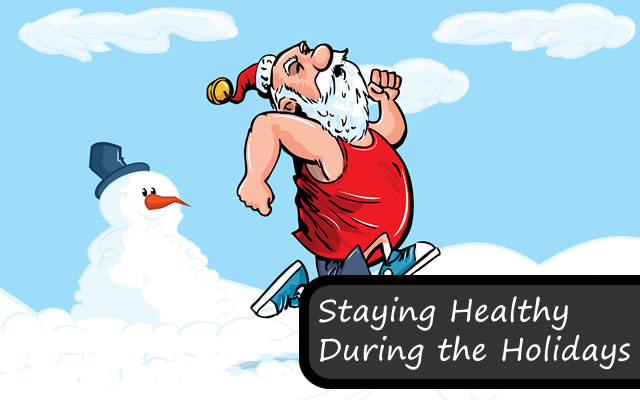 Healthy holidays survival tips