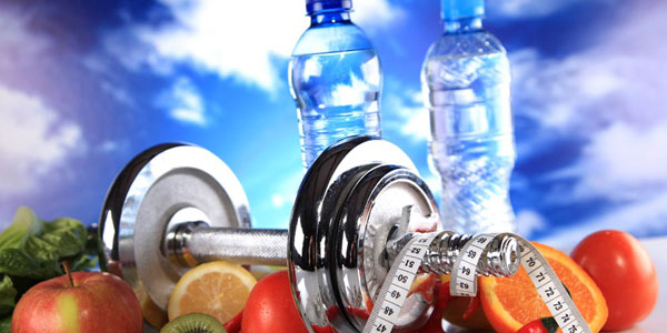 Golf Fitness, sports nutrition, healthy eating