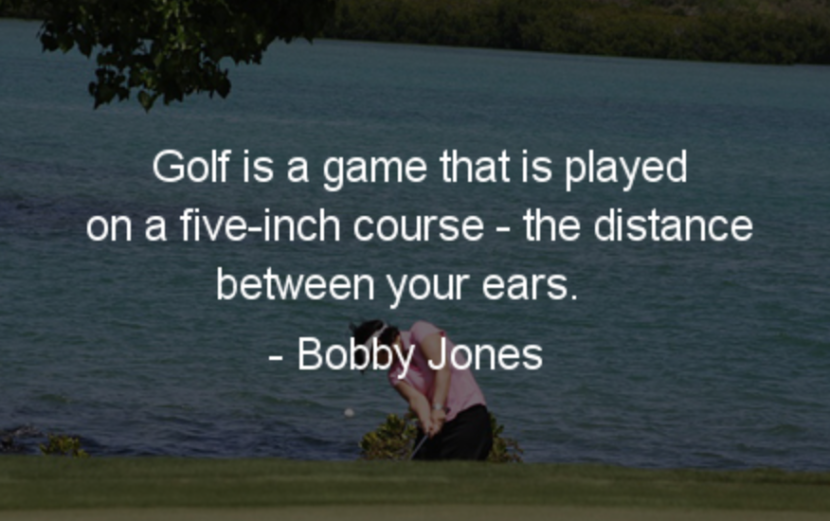 Bobby Jones says