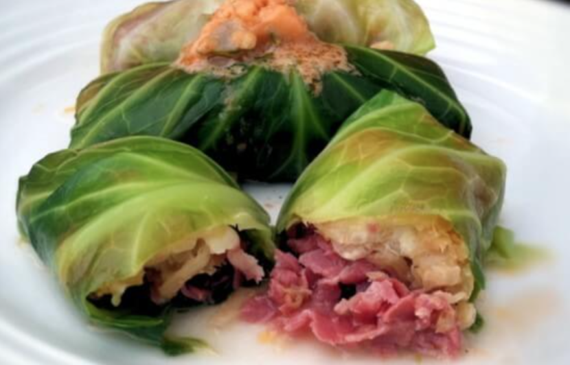 Cabbage Rolls Healthy Eating