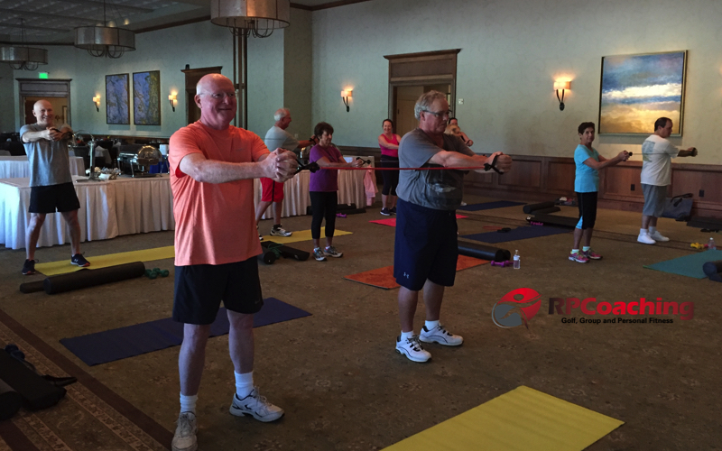 Golf Strong Class at Pelican's Landing