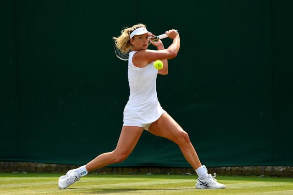 Coco Vandeweghe Wimbledon 2017