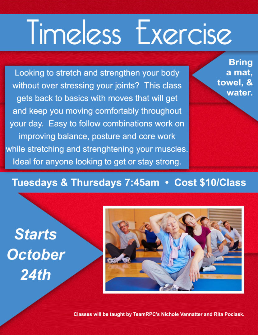 Timeless Exercise at Pelican Landing