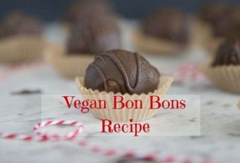 Vegan Bon Bons