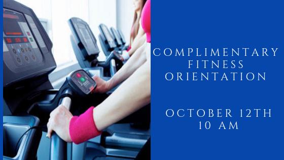 fitness orientation